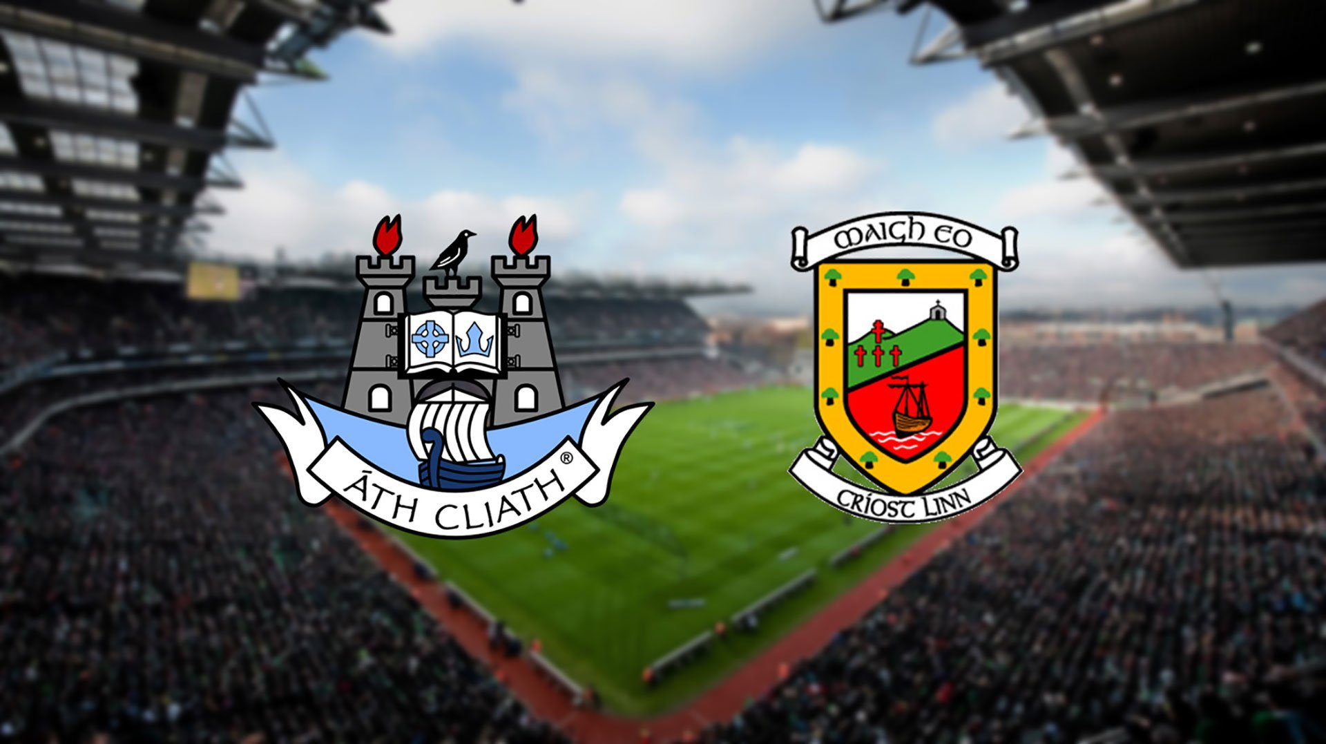 An article on predicting who will win the match between Dublin & Mayo