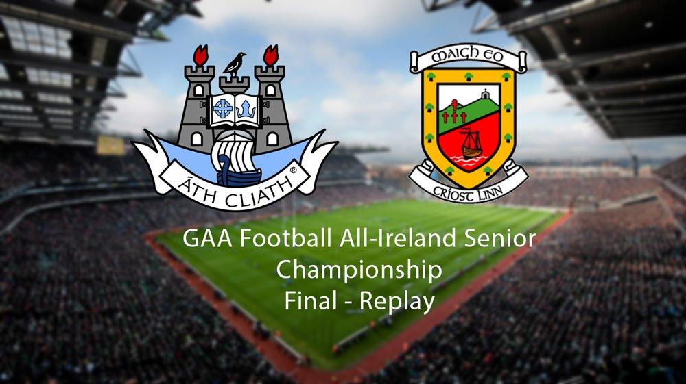 An article on predicting who will win the GAA Football match between Dublin & Mayo