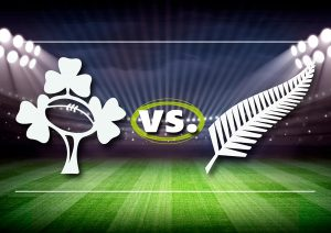 An article on sentiment analysis for the rugby match between Ireland & New Zealand