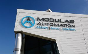 A picture of Global automation company, Modular automation