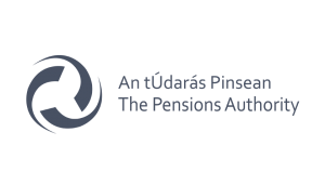 The Pensions Authority logo on Idiro's website, another case study